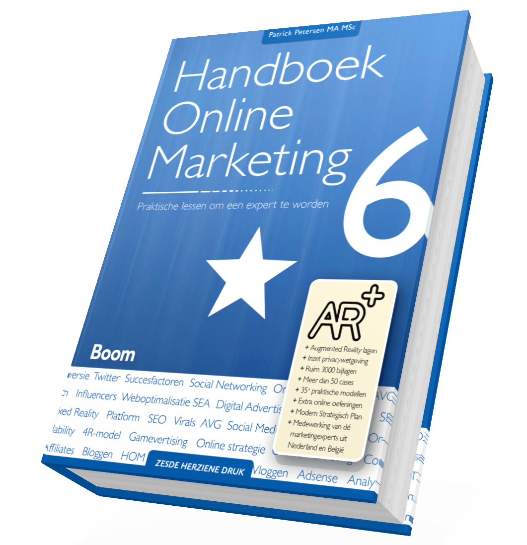 Handboek Online Marketing 4 reviews